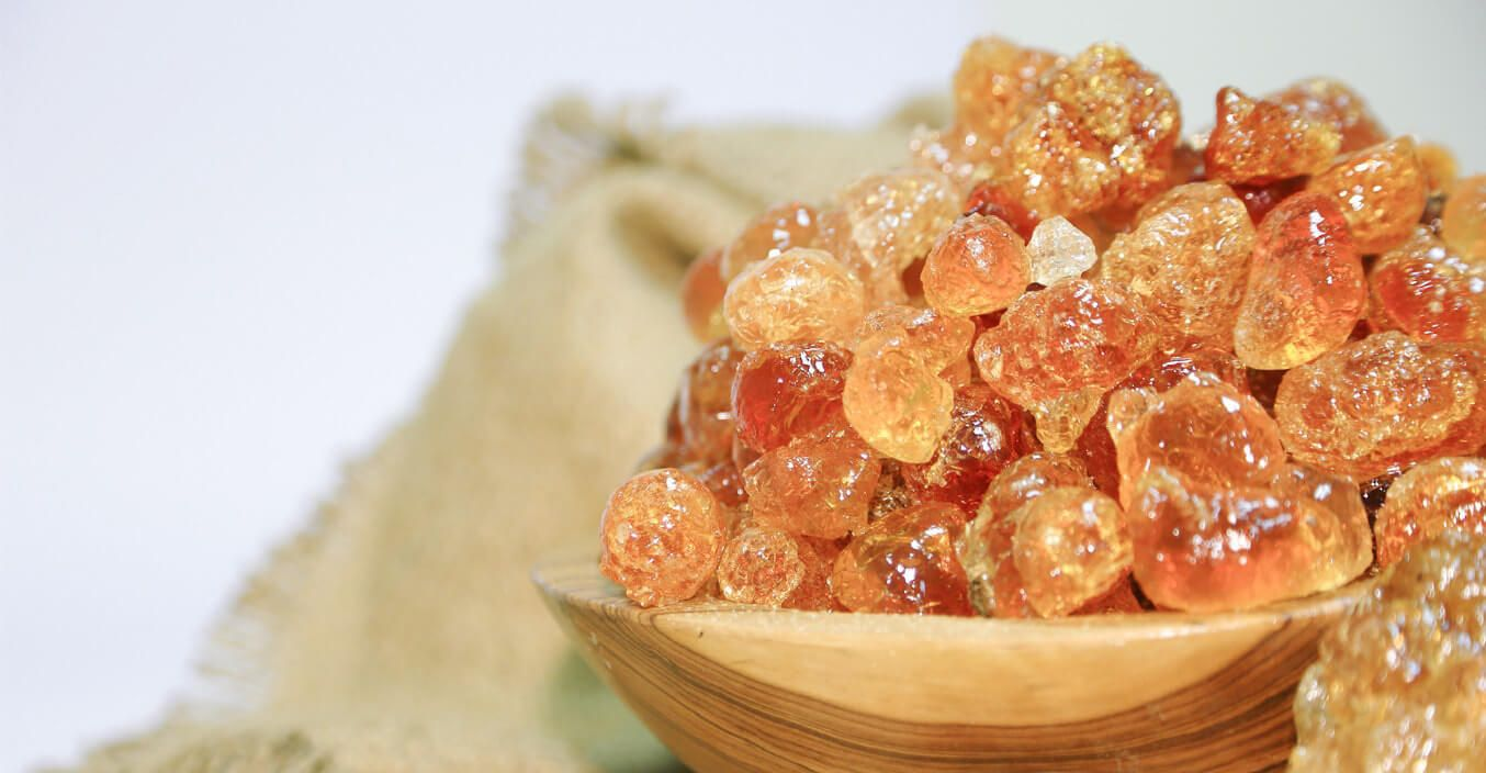 What is Gum Arabic (E414) in food: Sources, Uses, Health benefits,  Substitutes