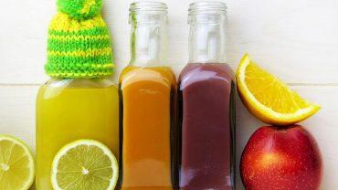 Fumaric Acid in fruit juice