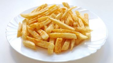 Modified Food Starch in fries