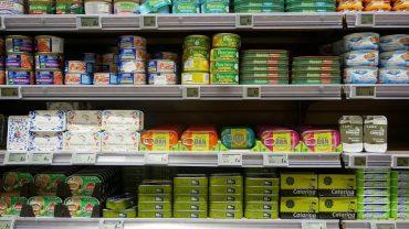 Sodium Acid Pyrophosphate in canned tuna