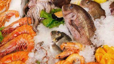 Sodium Hexametaphosphate in sea food