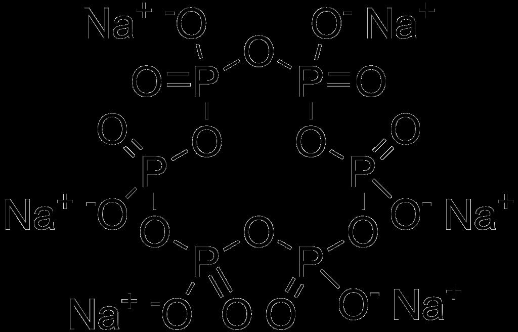 sodium hexametaphosphate chemical formula