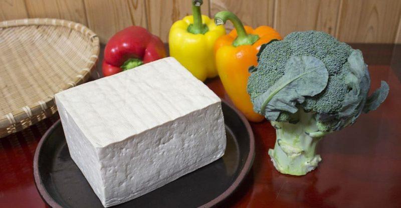 Glucono Delta-Lactone in tofu