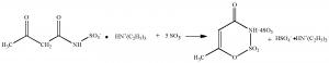 cyclic sulfur trioxide adduct
