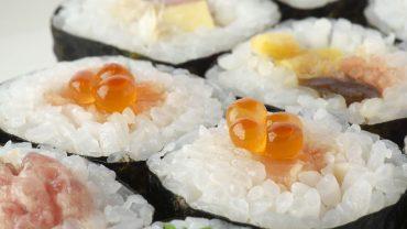 ε-Poly-L-Lysine In sushi