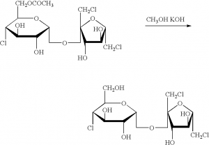 Synthesis of Sucralose