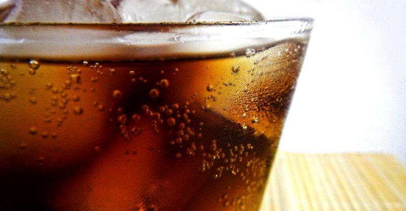 sucralose in carbonated beverage