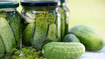 benzoic acid in pickles