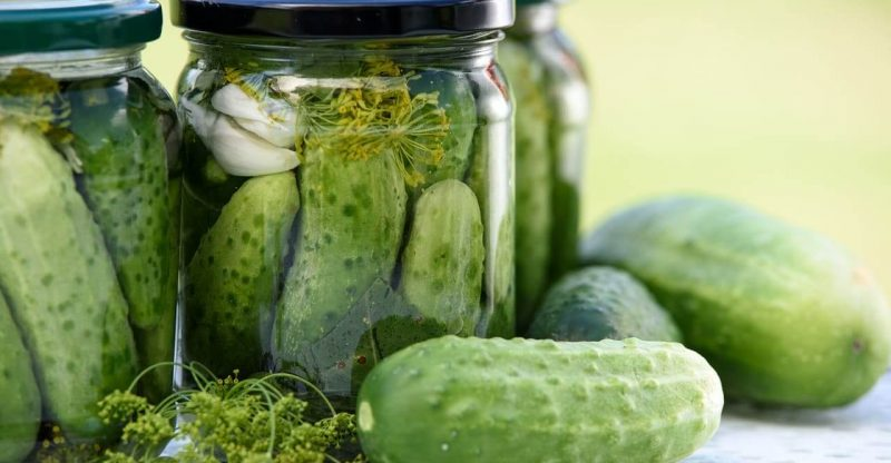 benzoic acid in pickles