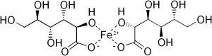 Ferrous Gluconate chemical structure