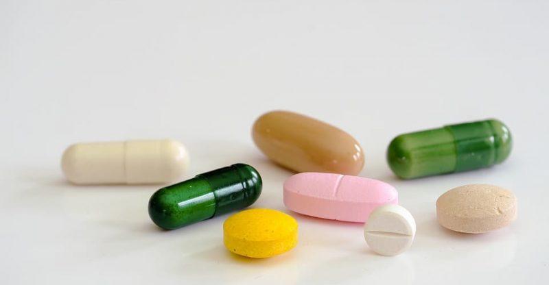 Ferrous Gluconate in tablets