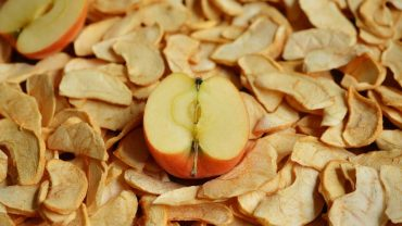 Sodium Metabisulfite in dried apples