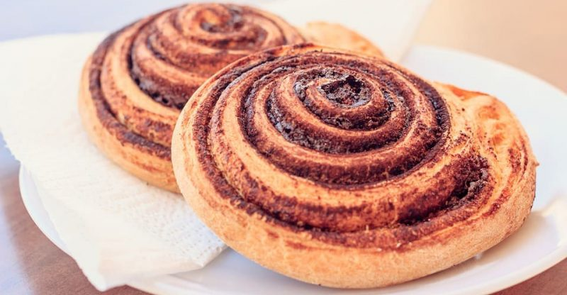 Propylene Glycol (E1520) in pastries