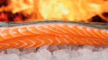 Sodium Tripolyphosphate in salmon
