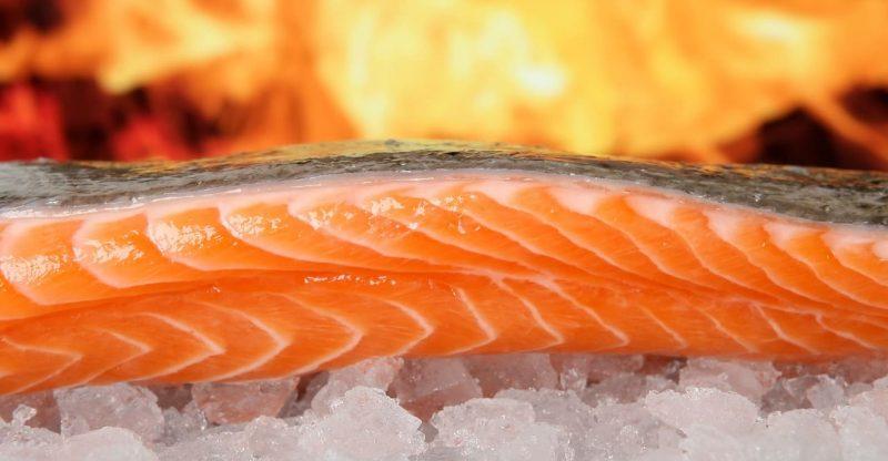 Sodium Tripolyphosphate in salmon