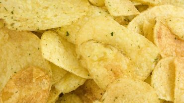butylated hydroxyanisole in potato chips