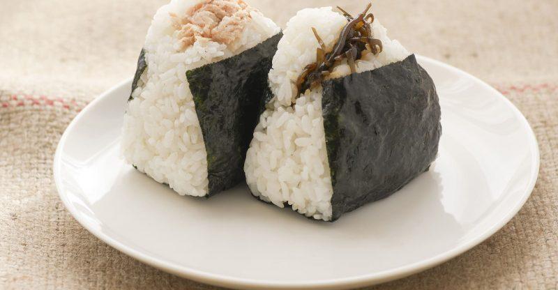 Sodium Acetate in rice ball