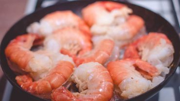 Sodium Bisulfite in shrimp