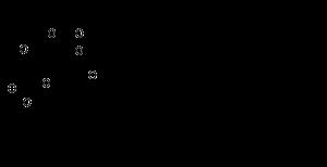 Sorbitan tristearate chemical structure