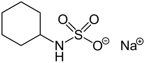 Sodium Cyclamate chemical structure