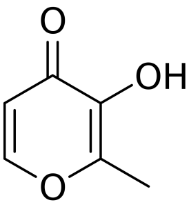 maltol chemical structure