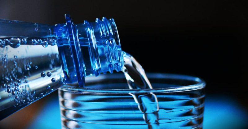 potassium bicarbonate in soda water